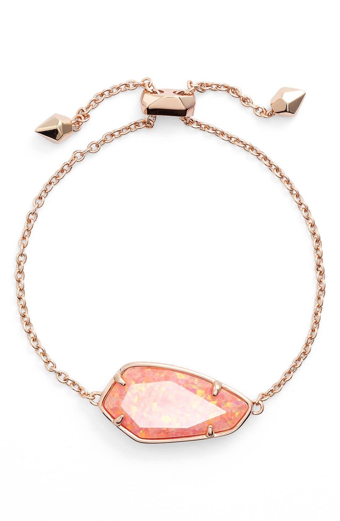 Alternate Image 1 Selected - Kendra Scott 'Cambel' Line Bracelet
