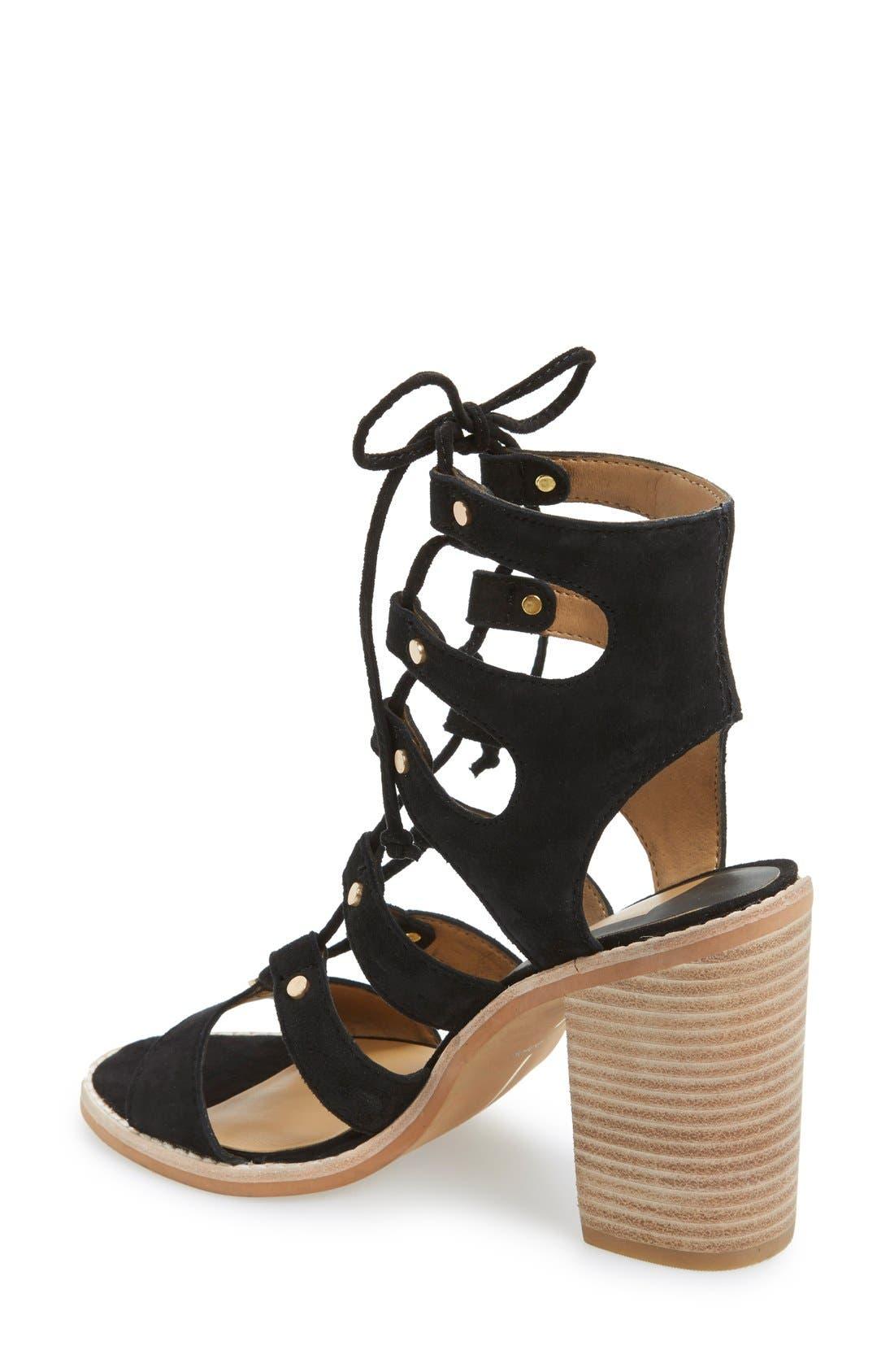 Alternate Image 2  - Dolce Vita 'Lyndon' Lace-Up Sandal (Women)