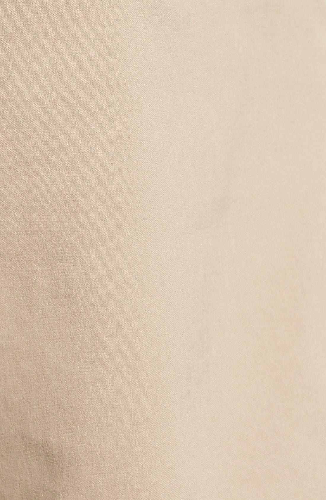 Zion Stretch Shorts,                             Alternate thumbnail 5, color,                             Dark Khaki