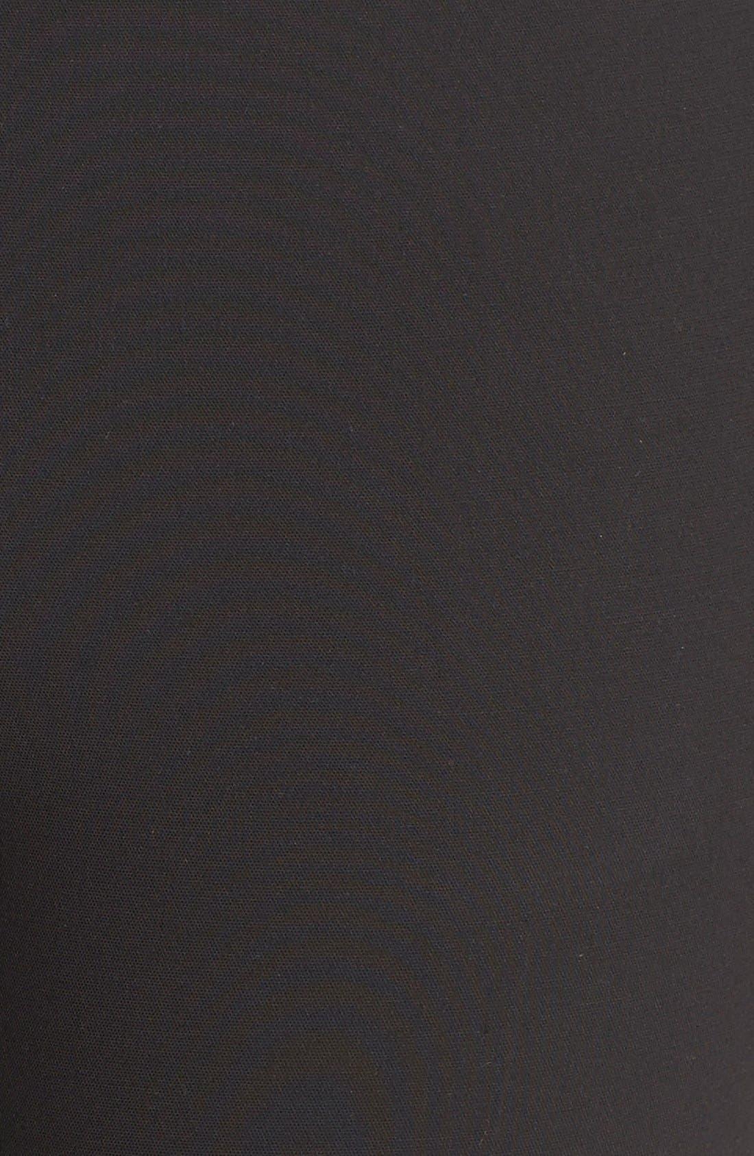 Alternate Image 6  - Classiques Entier® Flare Leg Crop Pants (Plus Size)