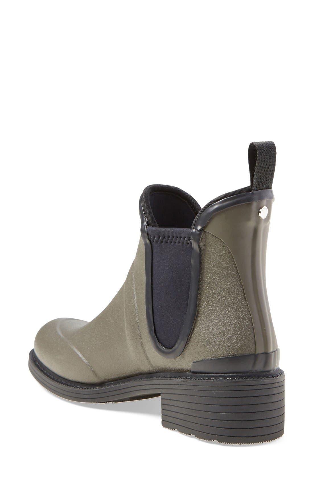 Alternate Image 2  - rag & bone 'Dartford' Rubber Boot (Women)