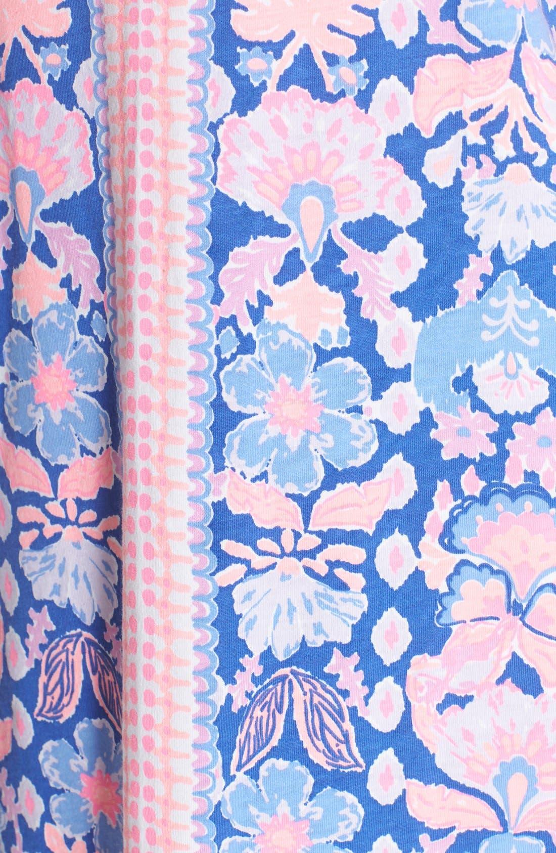 Alternate Image 6  - Lilly Pulitzer® 'Marlowe' Print Pima Cotton Shift Dress