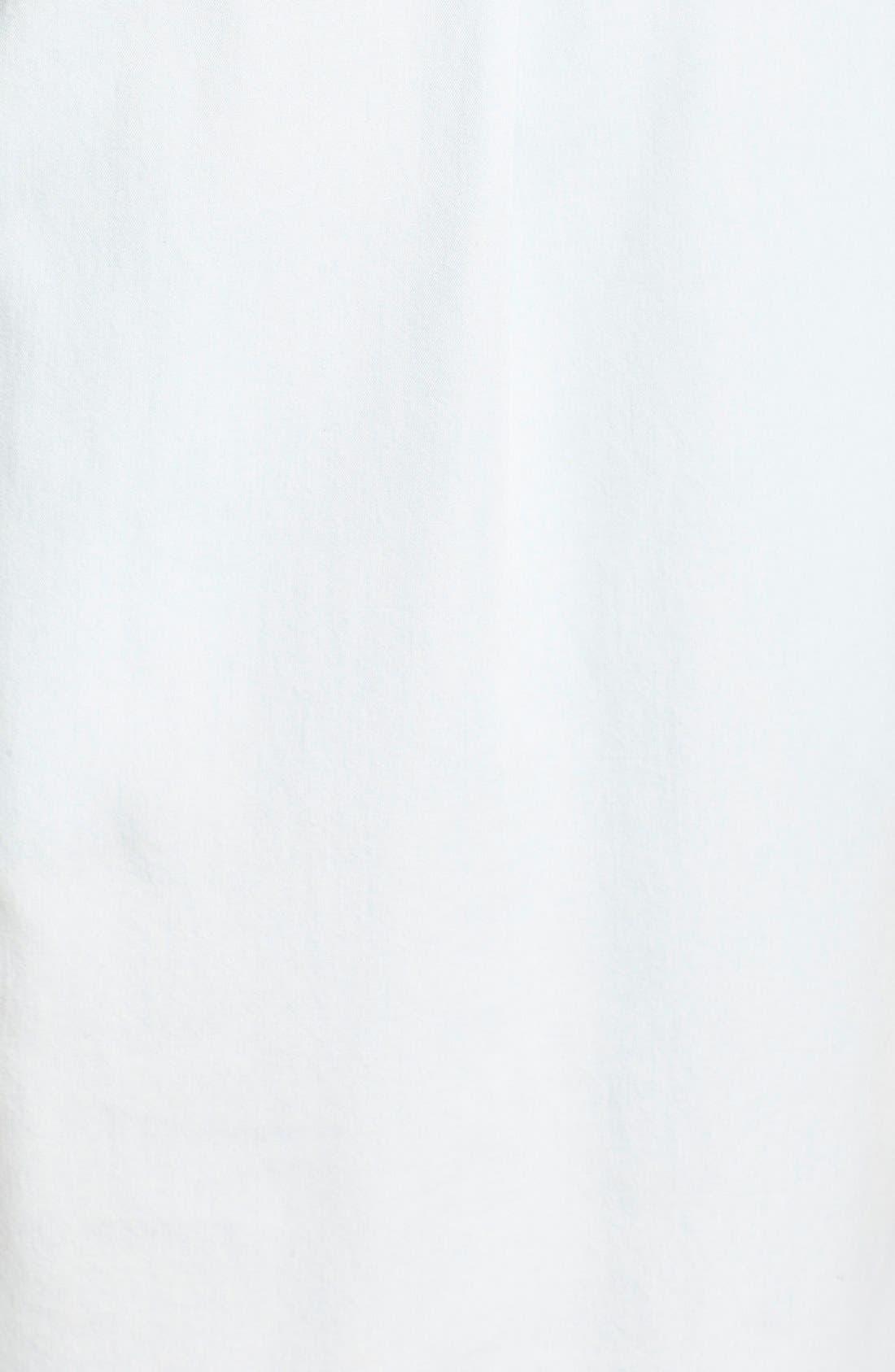 Alternate Image 5  - Caslon® Popover Shirtdress (Regular & Petite)