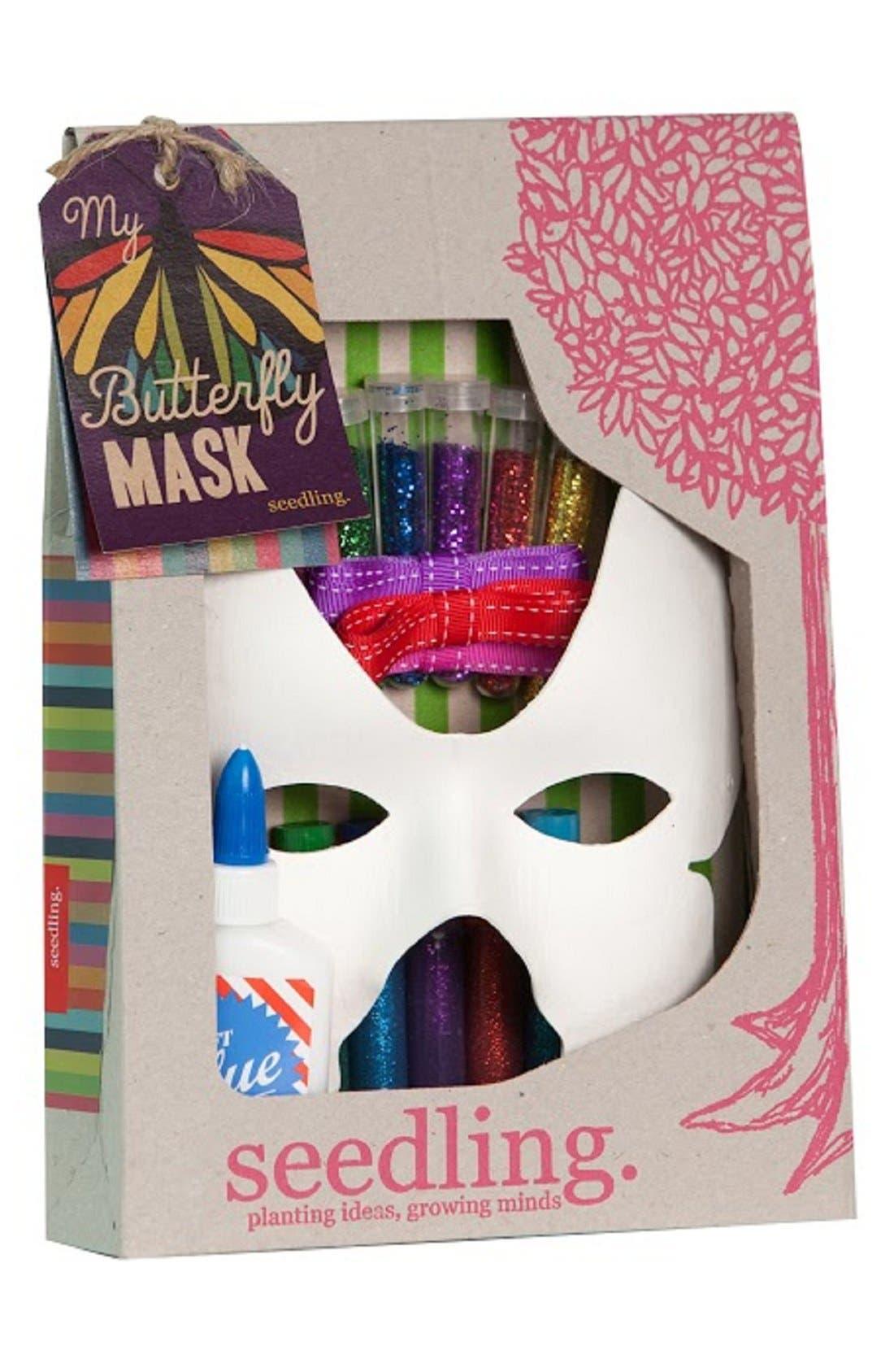 seedling 'My Butterfly Mask' DIY Craft Kit