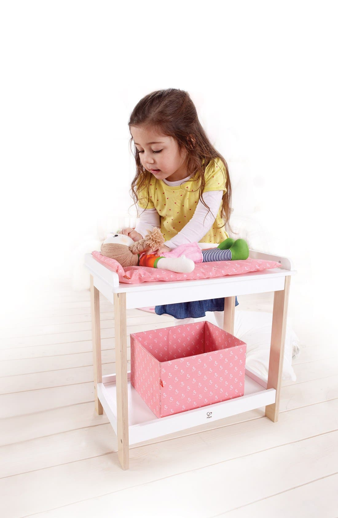 Alternate Image 2  - Hape Toy Changing Table