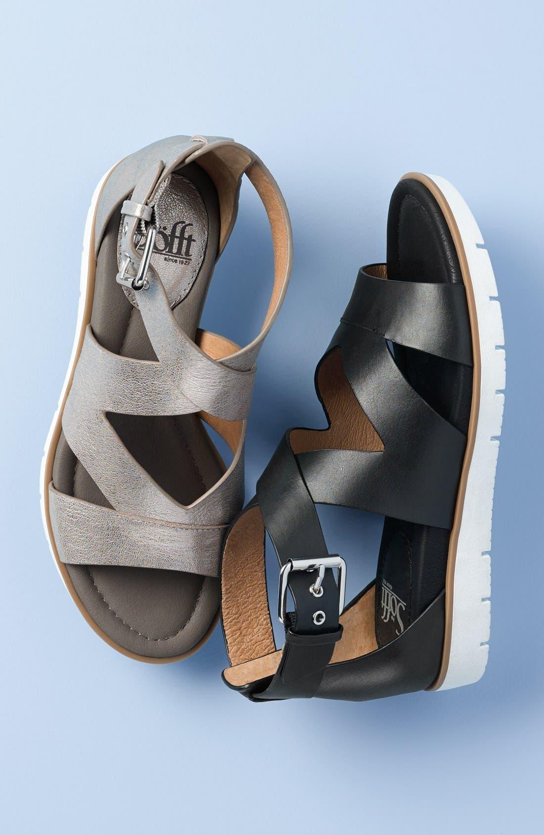 Alternate Image 5  - Söfft 'Mirabelle' Sport Sandal (Women)