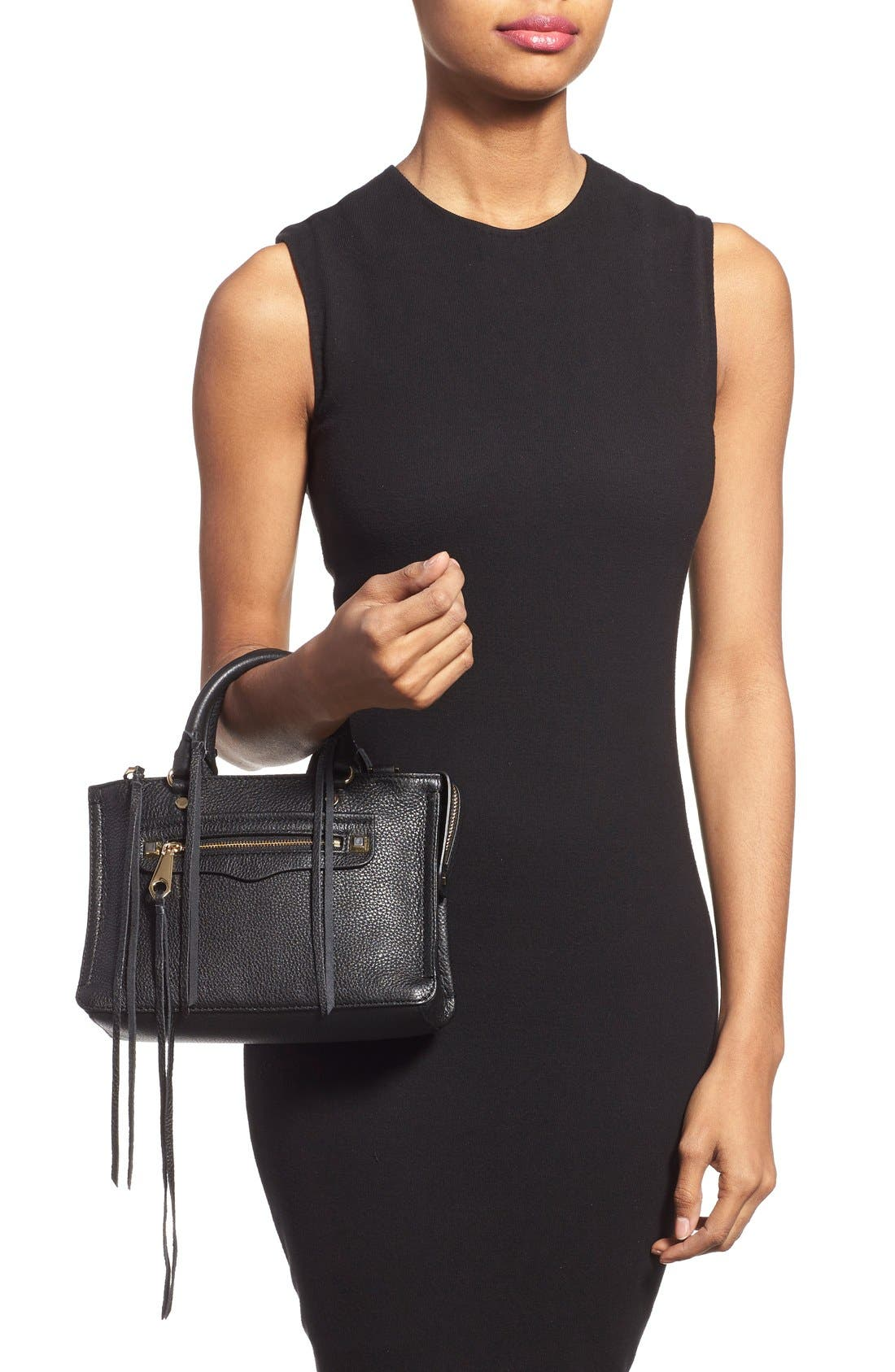 Alternate Image 2  - Rebecca Minkoff 'Micro Regan' Satchel