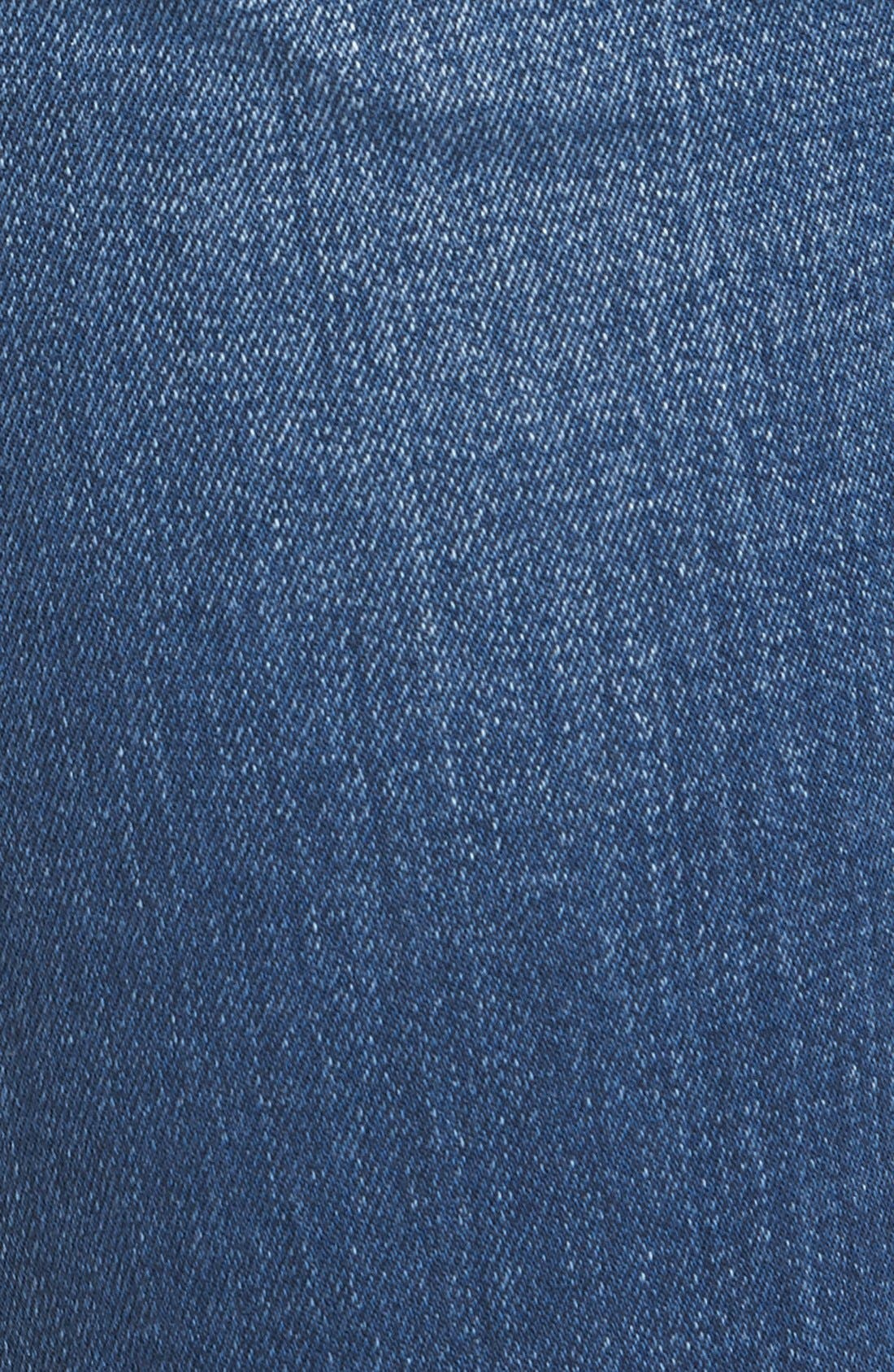 Alternate Image 5  - KUT from the Kloth 'Chrissy' Stretch Flare Leg Jeans (Inclusion)