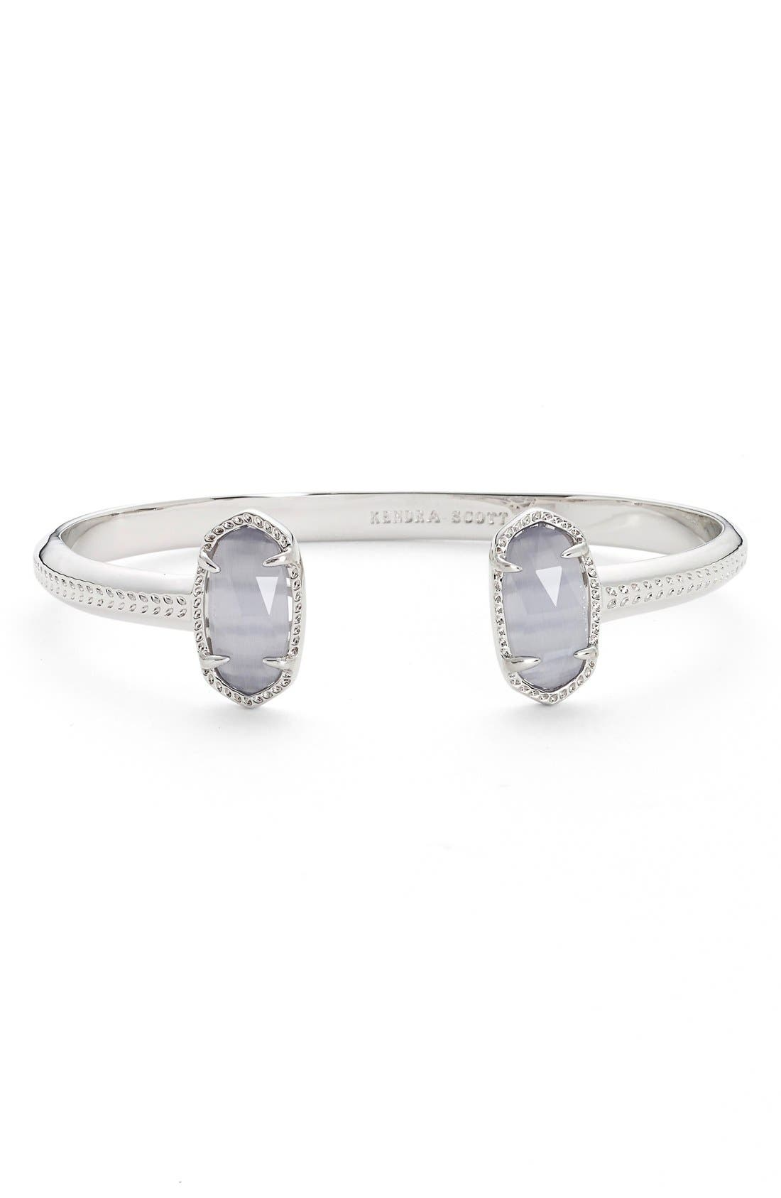 Alternate Image 1 Selected - Kendra Scott 'Elton' Station Cuff Bracelet