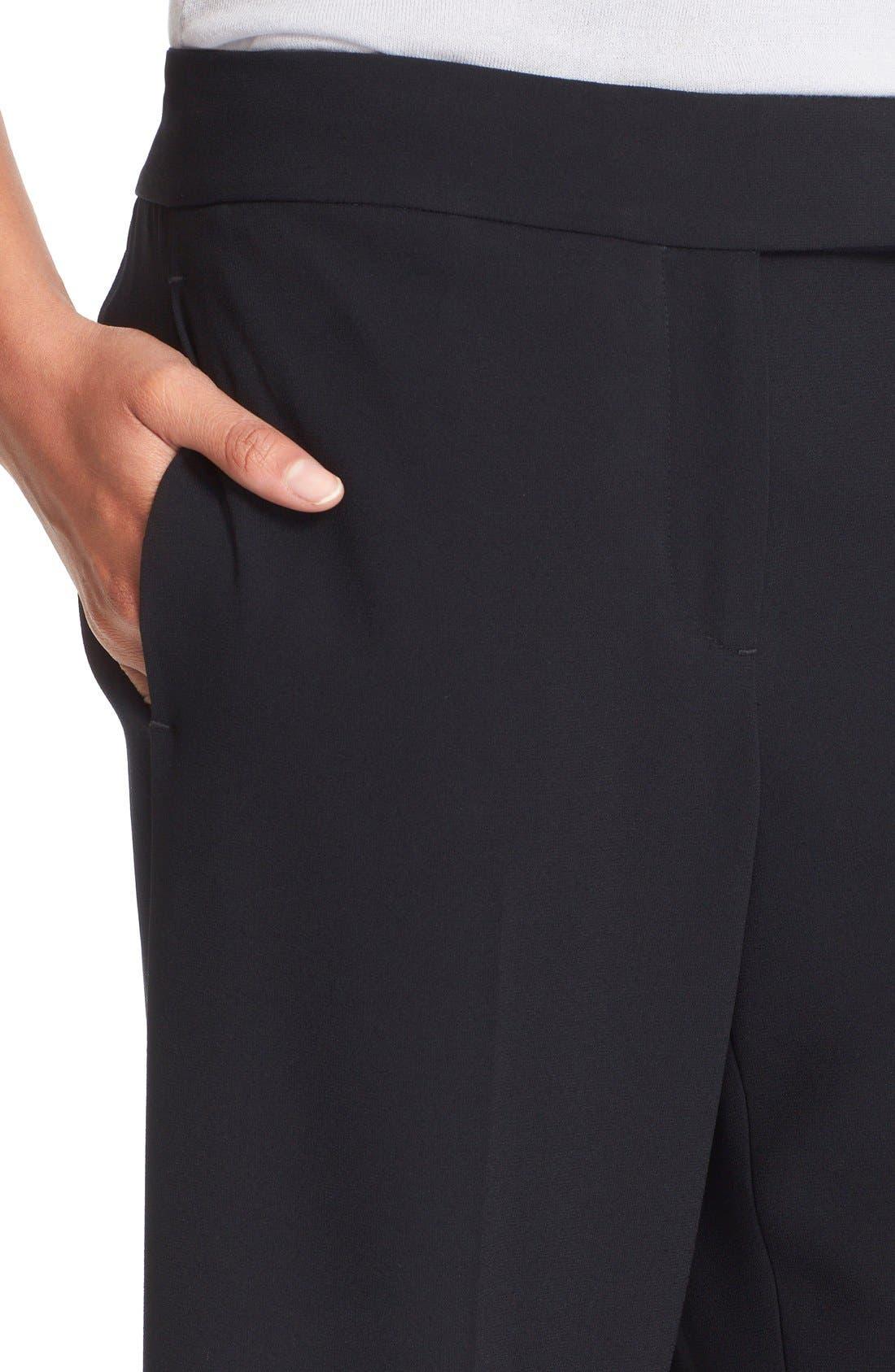 Alternate Image 5  - DKNY Crop Wide Leg Pants