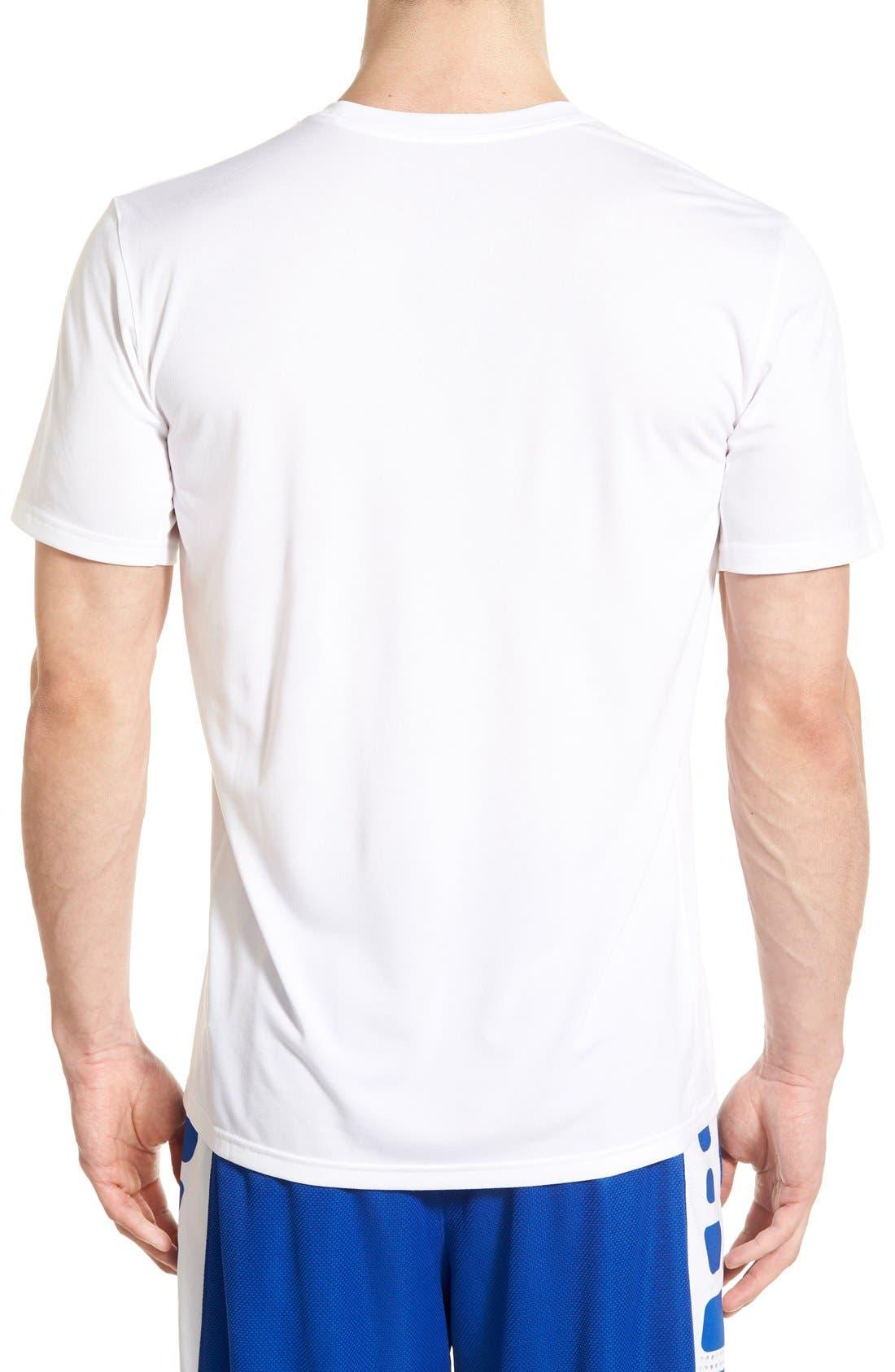 Alternate Image 2  - Nike 'Legend 2.0' Dri-FIT Training T-Shirt