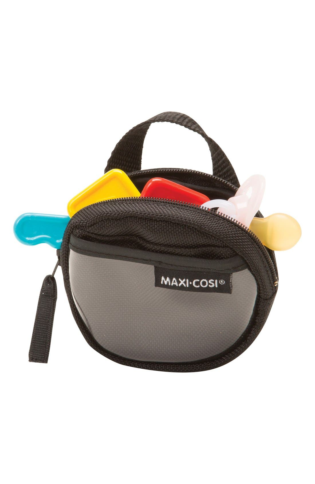 'Cosi Keeper' Pouch,                         Main,                         color, Black