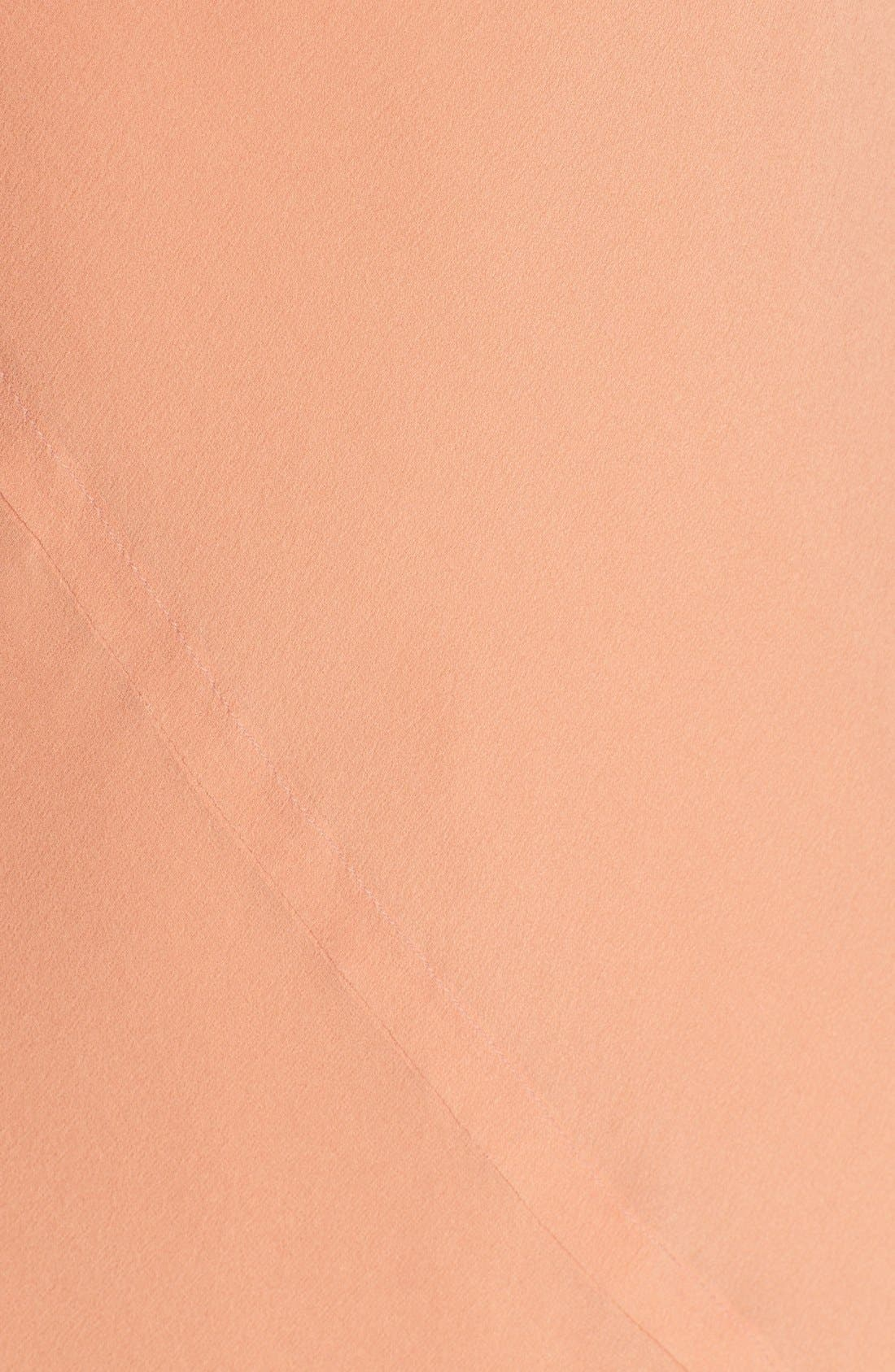 Alternate Image 3  - Rick Owens 'Bonnie' Sleeveless Silk Georgette Sheath Dress