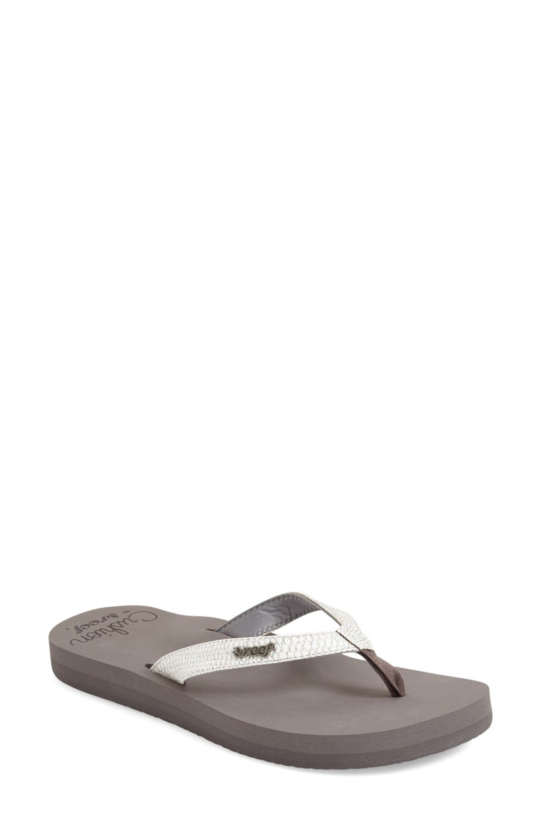 Alternate Image 1 Selected - Reef 'Star' Flip Flop (Women)