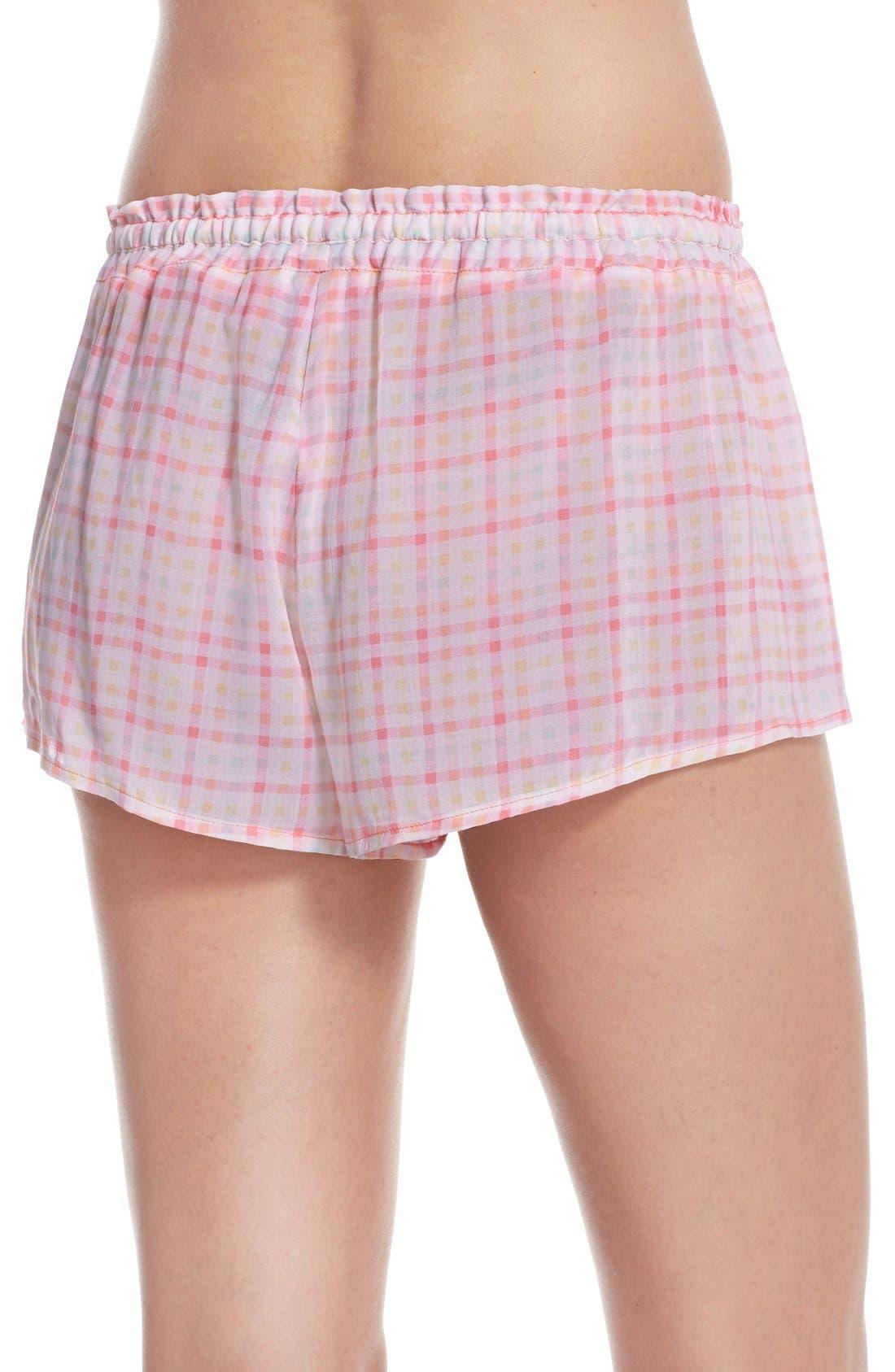 Alternate Image 2  - Make + Model 'Smock' Lounge Shorts
