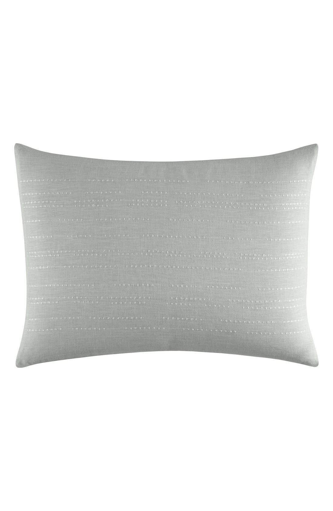 Main Image - Vera Wang 'Painted Stripe' Pillow