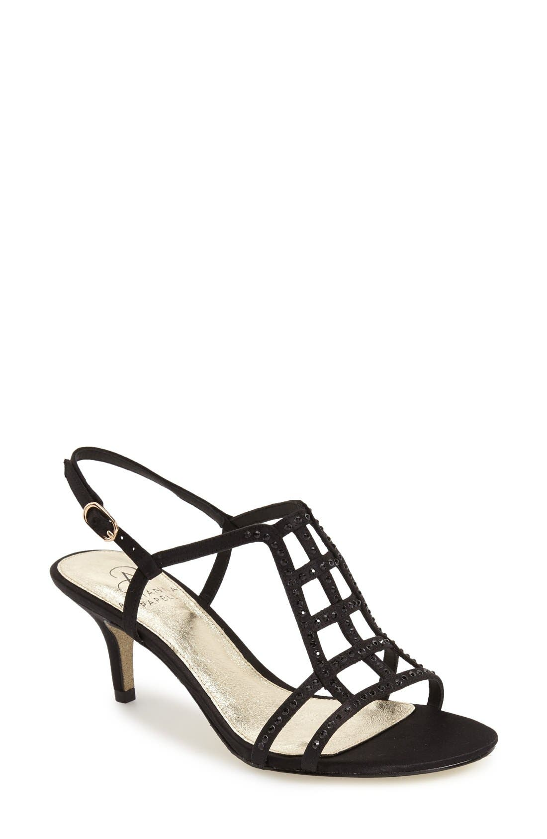 Main Image - Adrianna Papell 'Amari' Evening Sandal (Women)