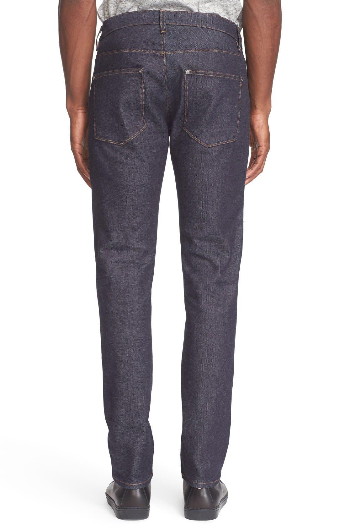 Alternate Image 2  - ACNE Studios 'Max' Slim Straight Leg Jeans