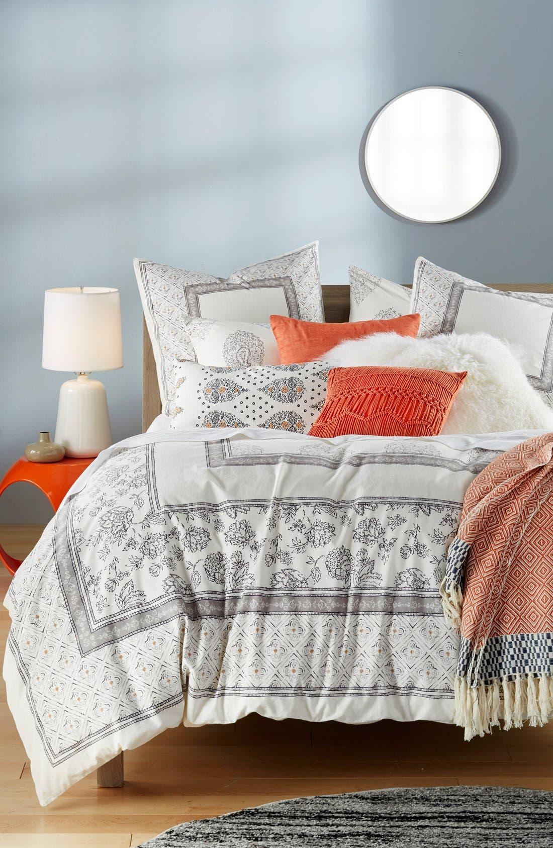 Alternate Image 3  - Nordstrom at Home 'Casbah' Duvet Cover