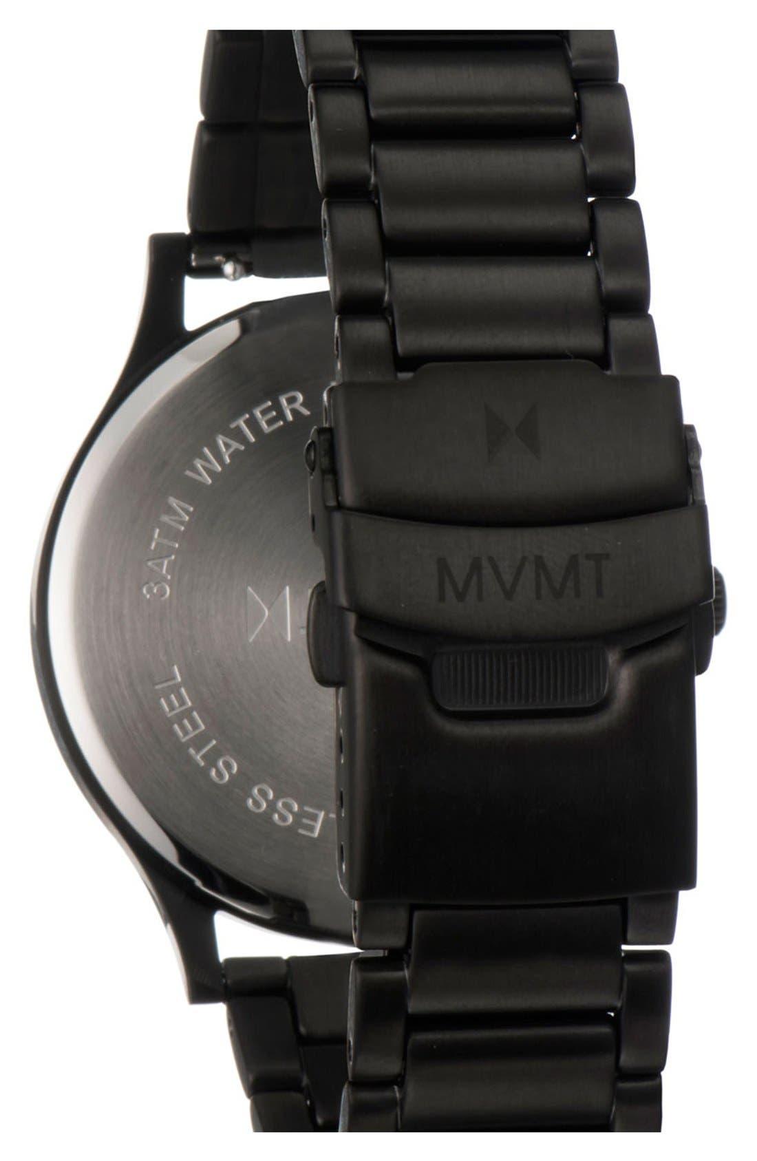 Alternate Image 2  - MVMT Bracelet Watch, 40mm