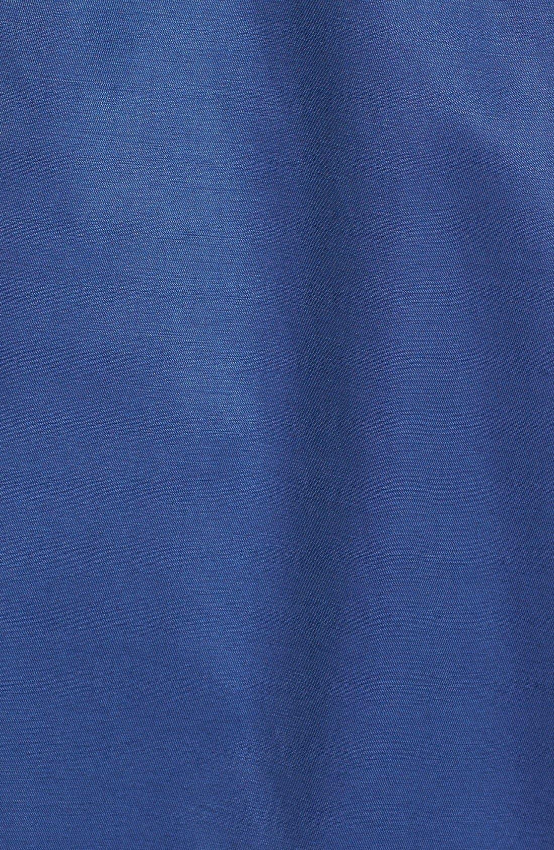 Alternate Image 5  - Steve Madden Trench Coat with Detachable Hood