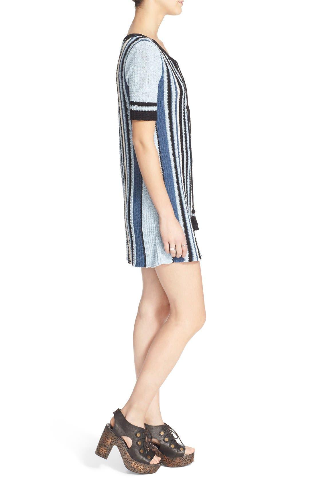 Alternate Image 3  - Free People 'Lollipop' Cotton Sweater Dress