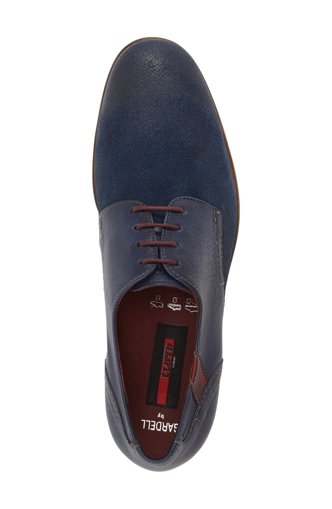 Alternate Image 3  - Lloyd 'Gardell' Plain Toe Derby (Men)