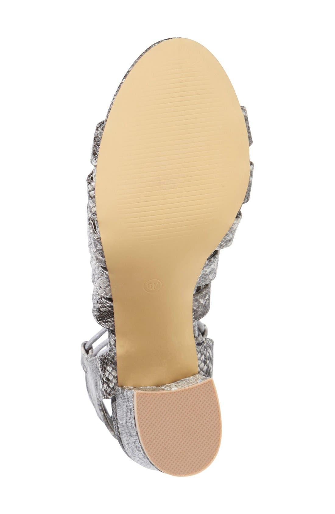 Alternate Image 4  - Coconuts by Matisse 'Copa' Sandal (Women)