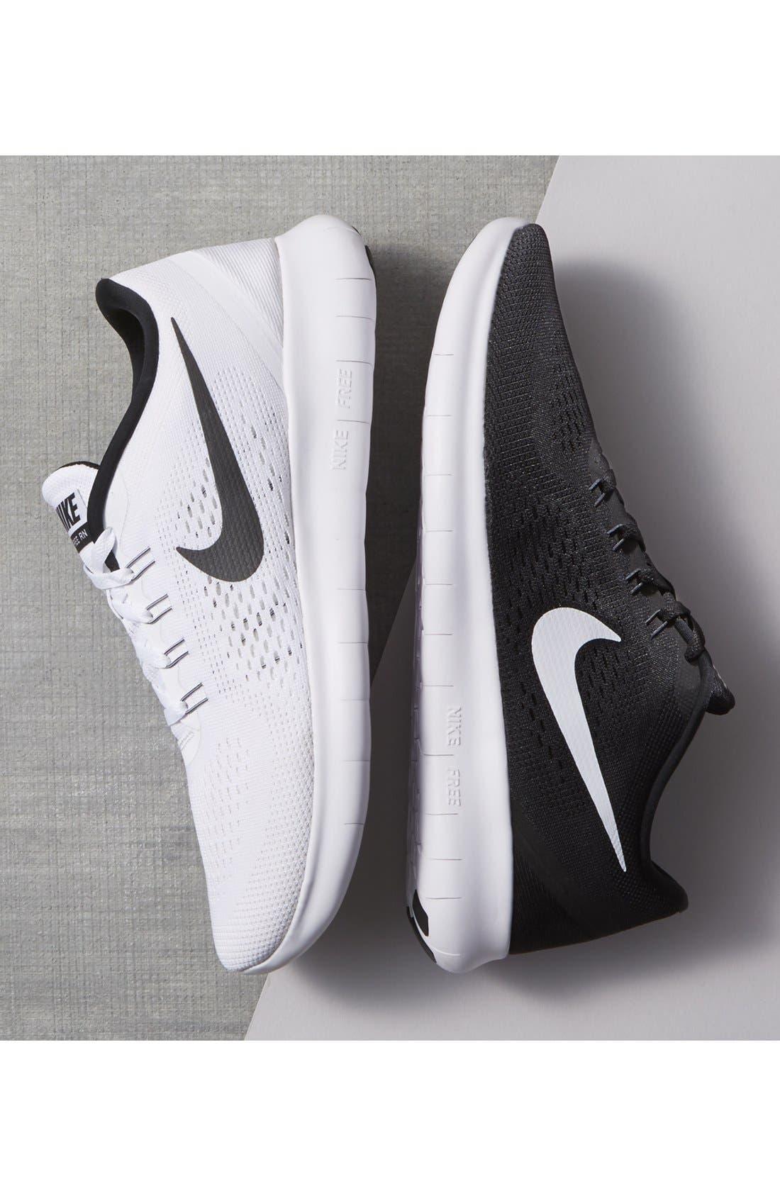 Alternate Image 5  - Nike 'Free RN' Running Shoe (Men)