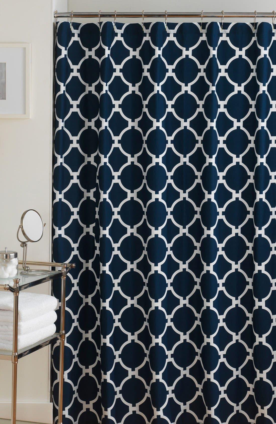 Jill Rosenwald 'Hampton Links' Shower Curtain