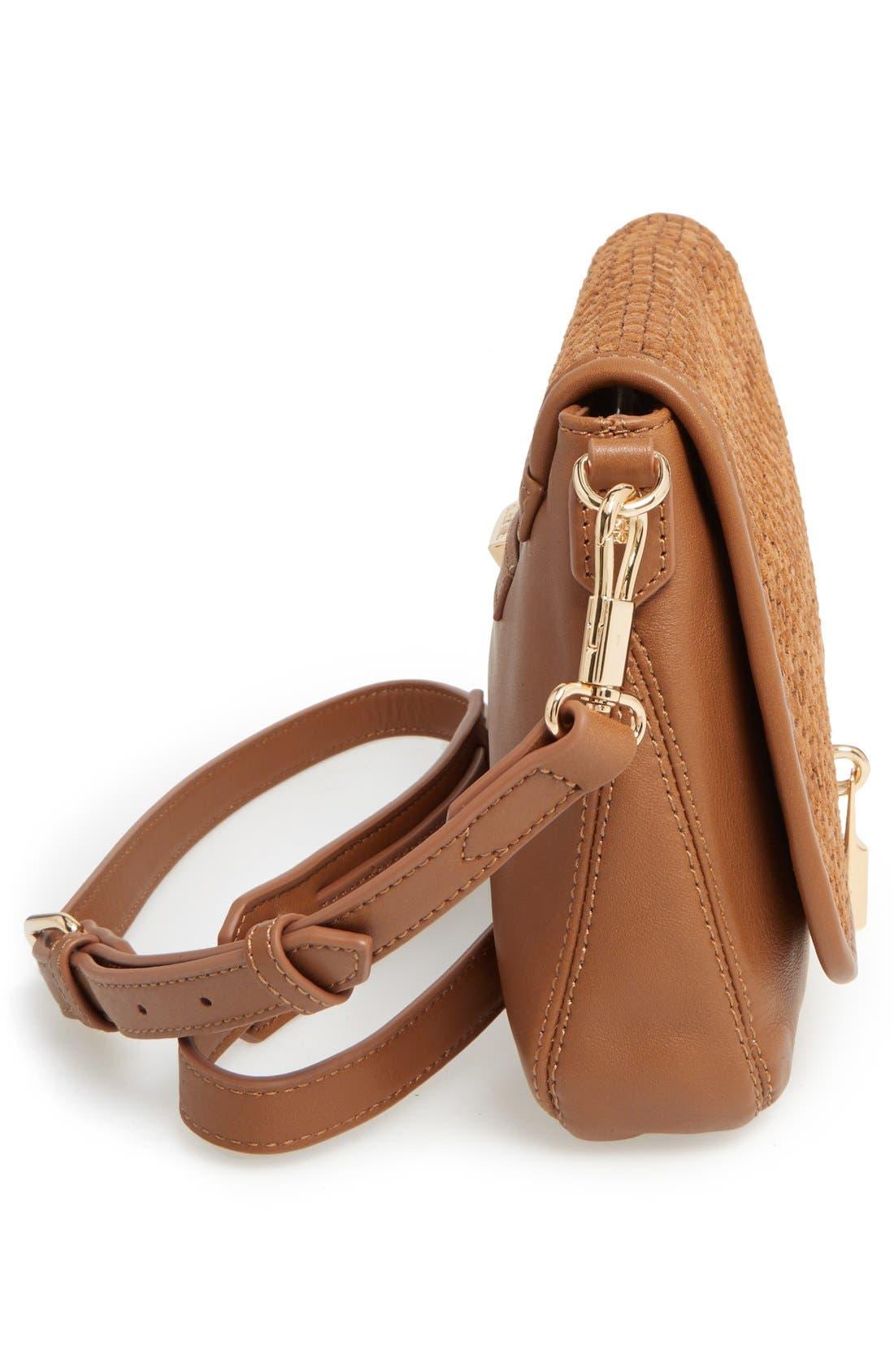 Alternate Image 4  - Elizabeth and James 'Mini Cynnie' Crossbody Bag