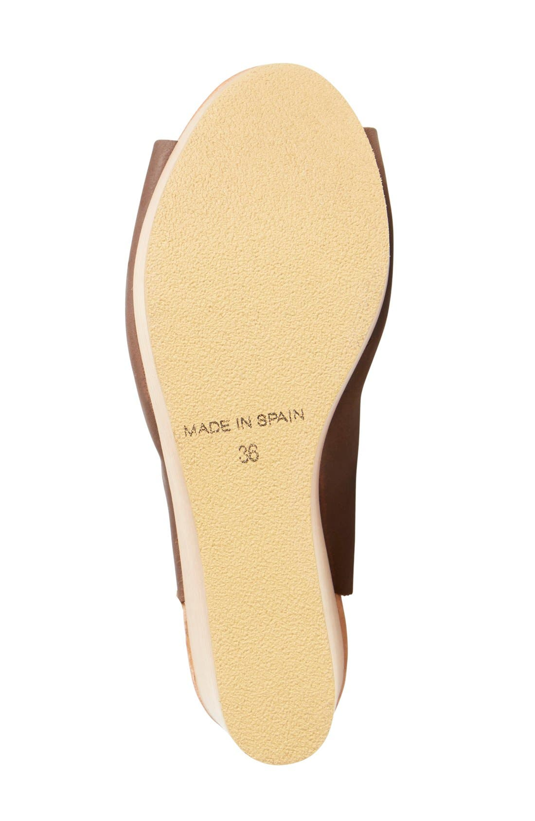 Alternate Image 4  - Musse & Cloud 'Oneka' Lace-Up Sandal (Women)