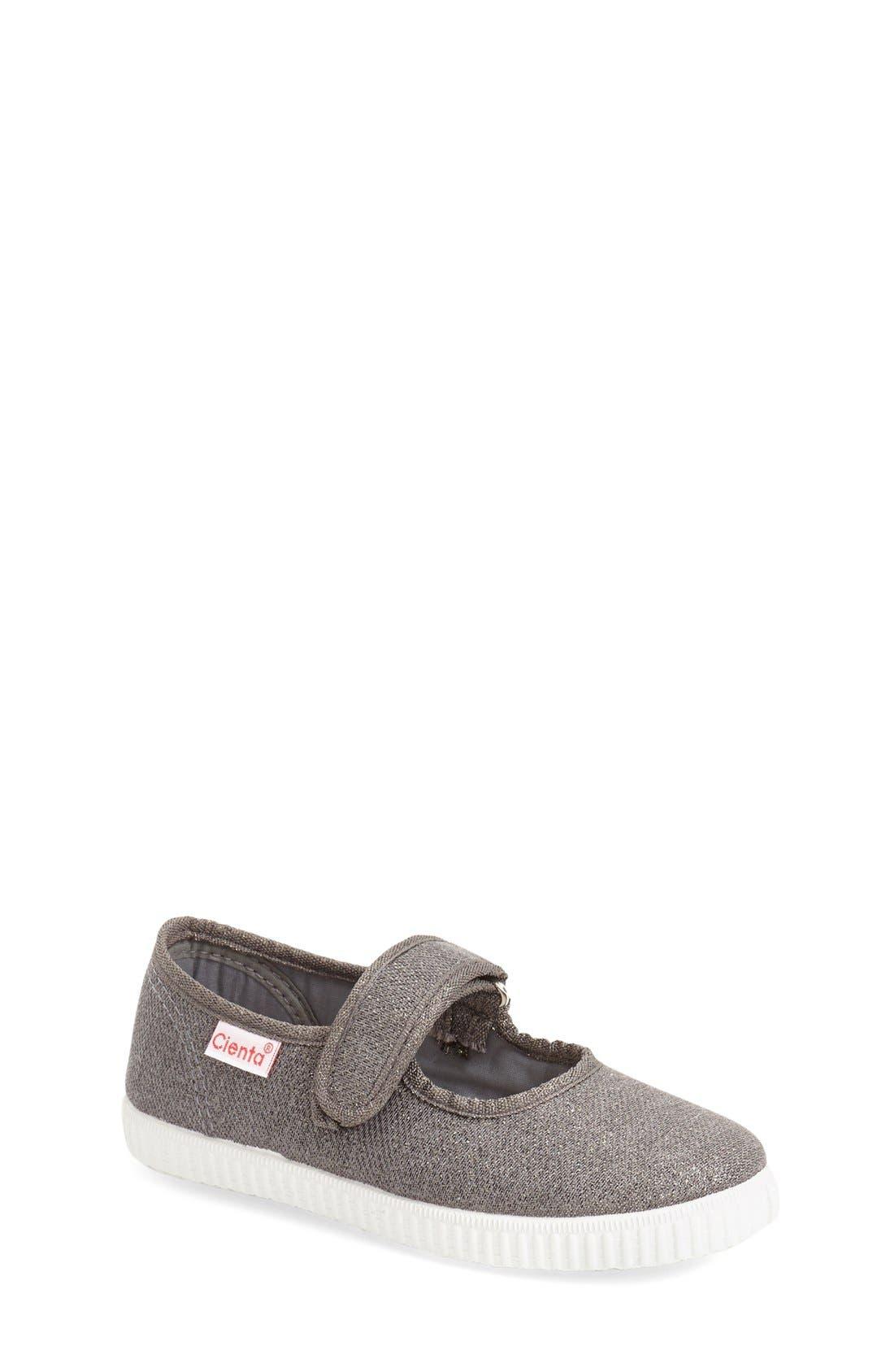 CIENTA Mary Jane Sneaker