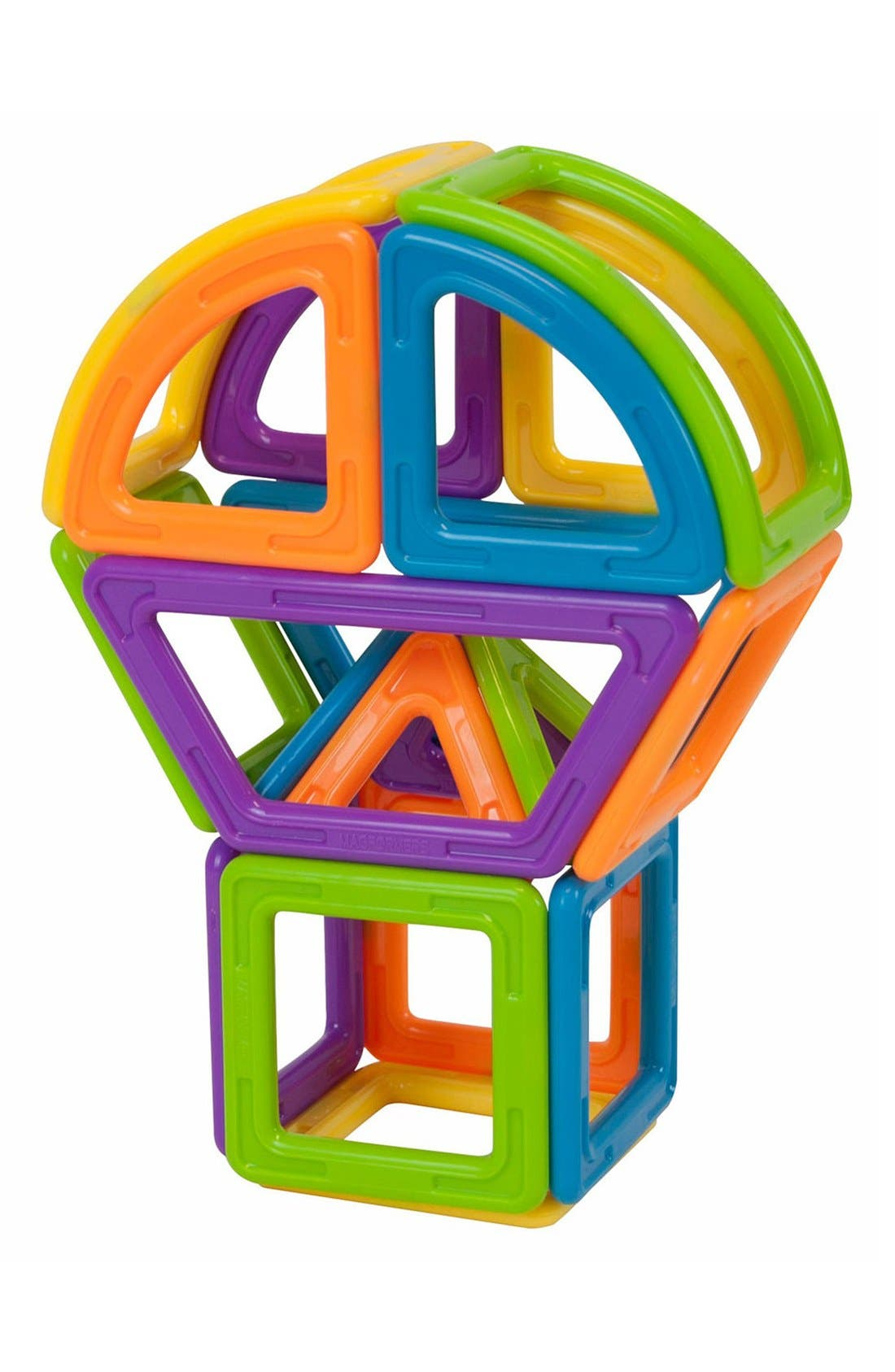 Alternate Image 4  - Magformers 'Vehicle - WOW' Magnetic 3D Construction Set