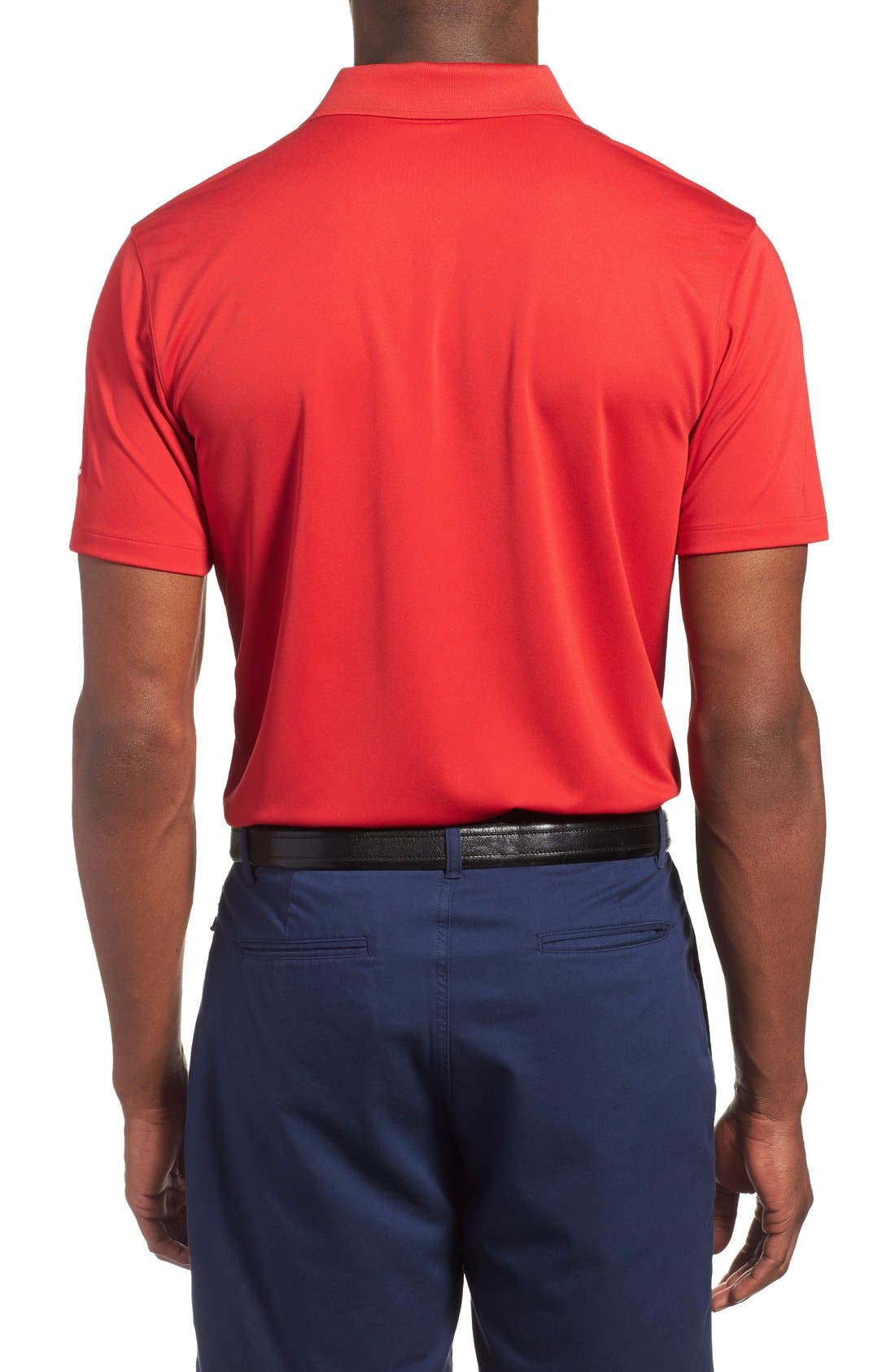 Alternate Image 2  - Nike 'Victory Dri-FIT Golf Polo