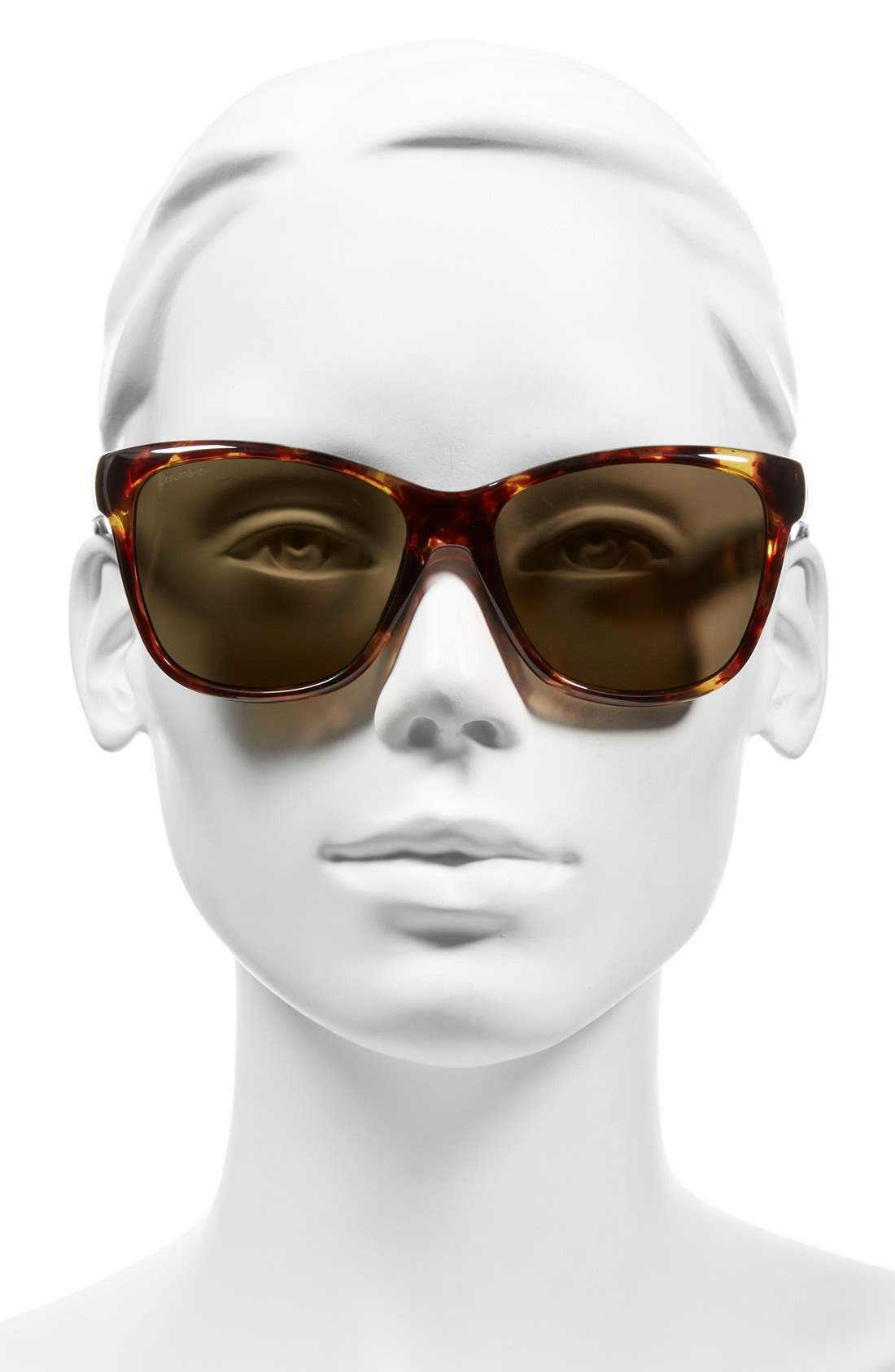 Alternate Image 2  - Smith 'Ramona' 56mm ChromaPop Polarized Sunglasses