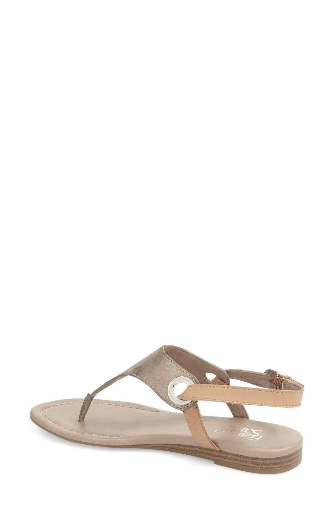 Alternate Image 10  - Franco Sarto 'Grip' Sandal