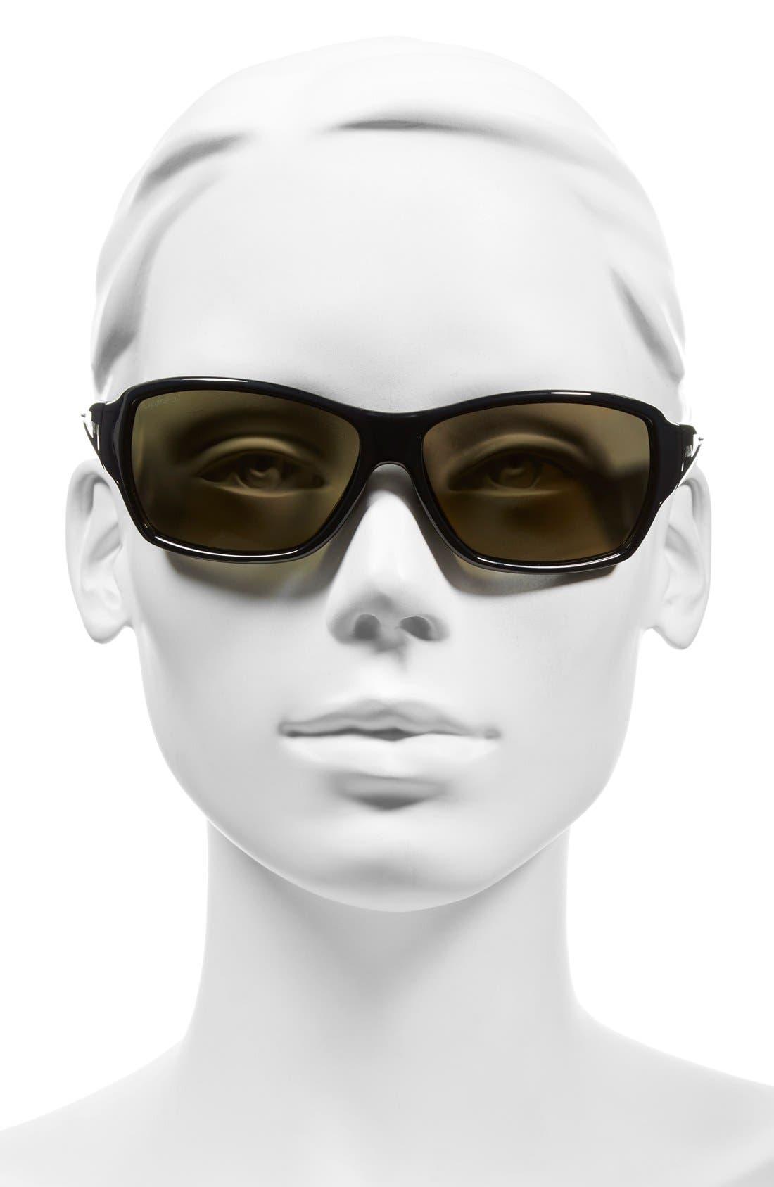 Alternate Image 2  - Smith 'Purist' 59mm Polarized Sunglasses
