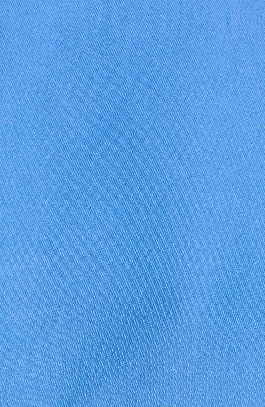 Alternate Image 5  - kate spade new york cotton silk fit & flare dress