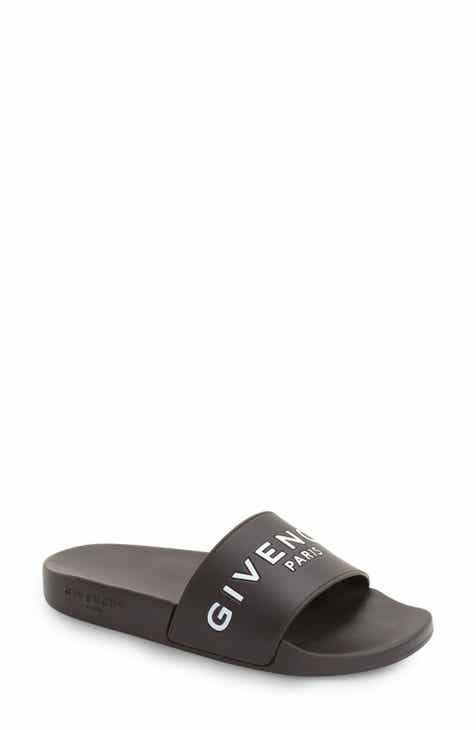 Givenchy Logo Slide (Women) 827797871