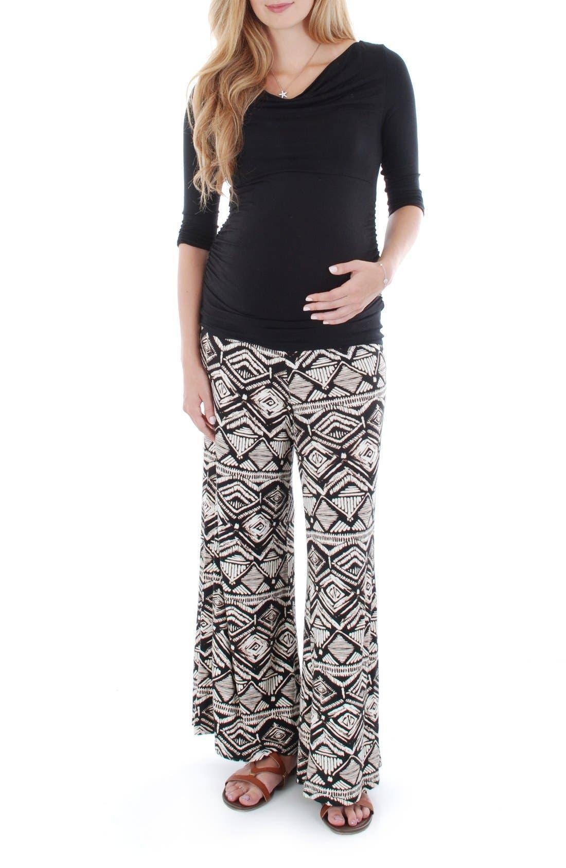 Alternate Image 3  - Everly Grey 'Isla' Maternity Pants