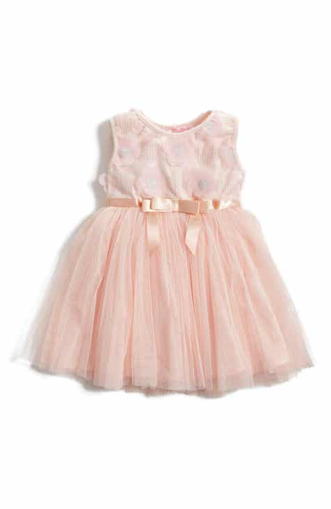 Baby Girls\' Clothing: Dresses, Bodysuits & Footies | Nordstrom