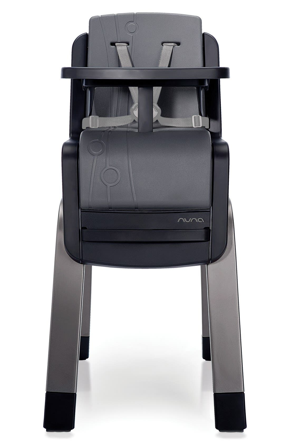 'ZAAZ<sup>™</sup>' Highchair,                         Main,                         color, Pewter