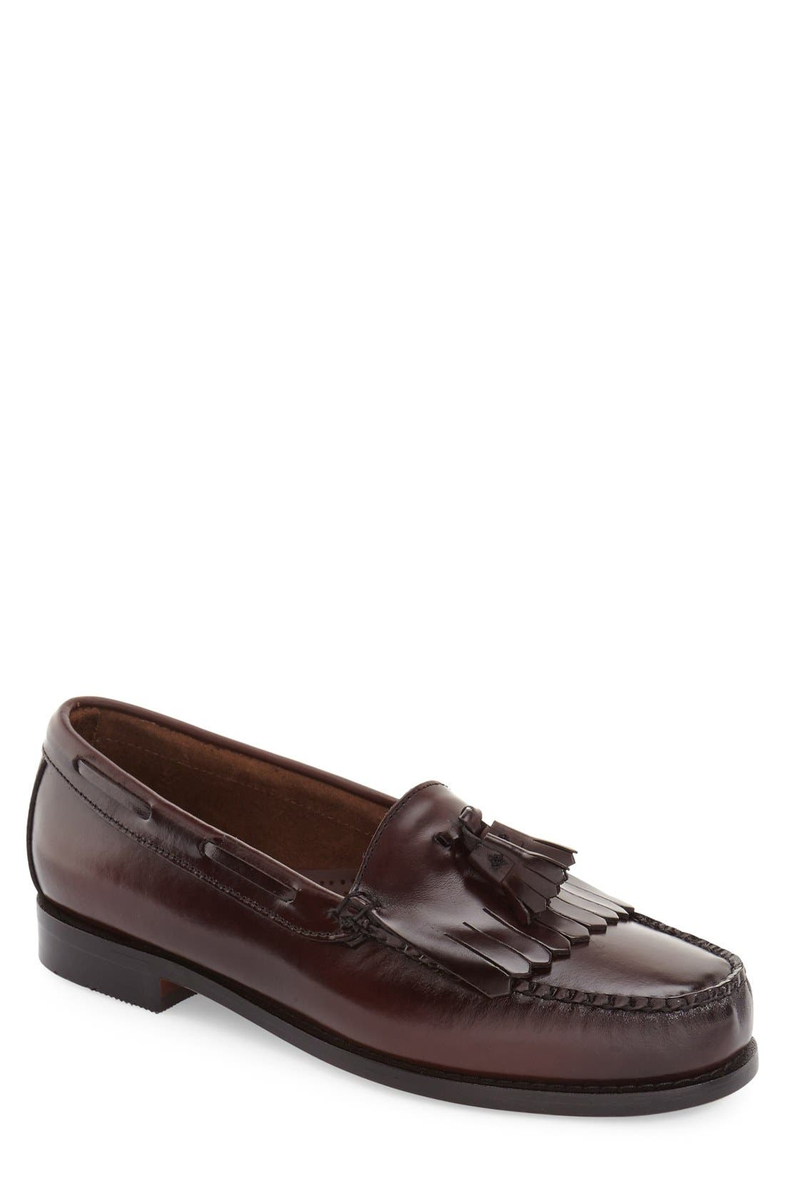 G.H. Bass & Co. 'Layton' Tassel Loafer (Men)