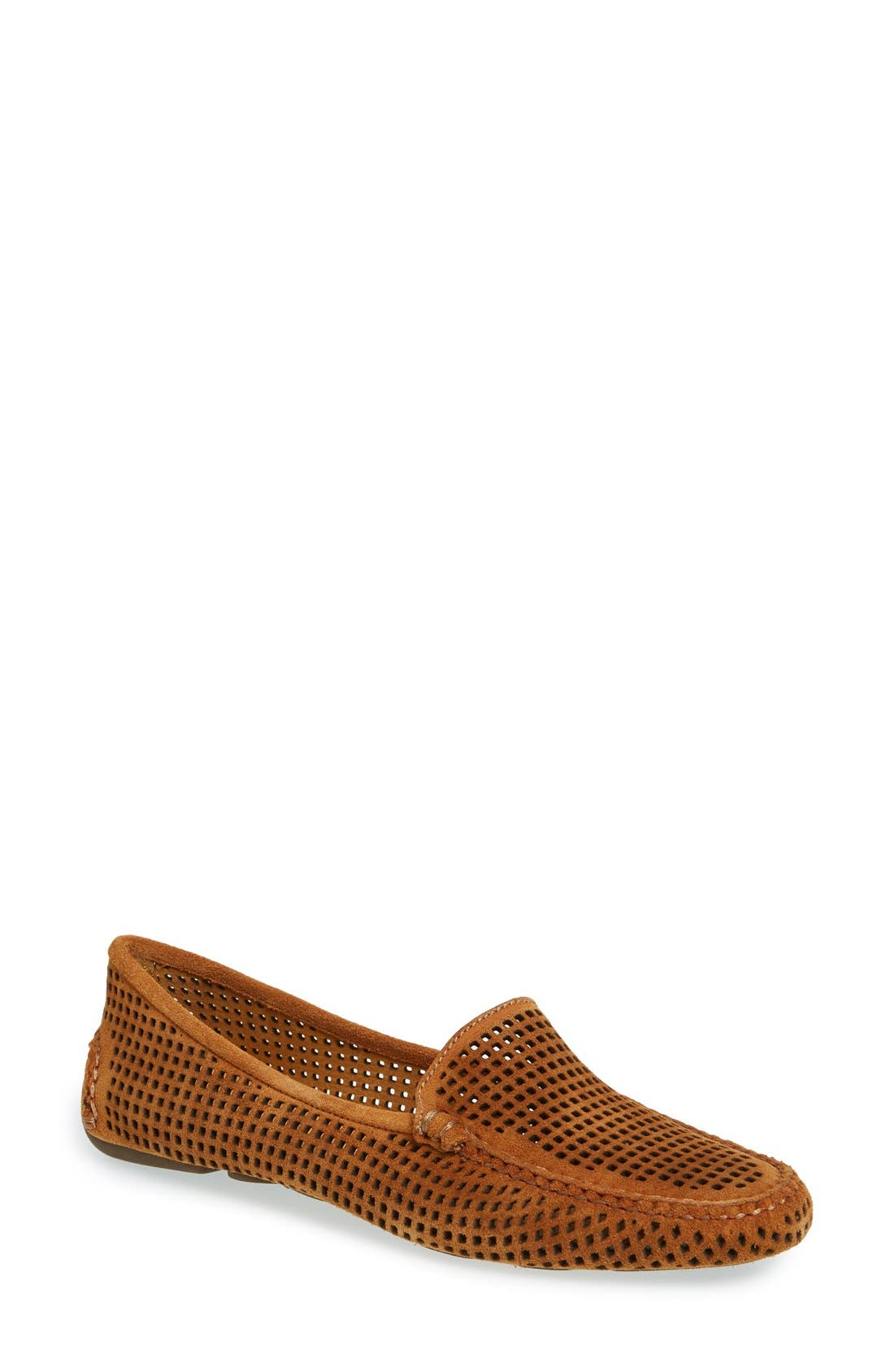 'Barrie' Flat,                         Main,                         color, Camel