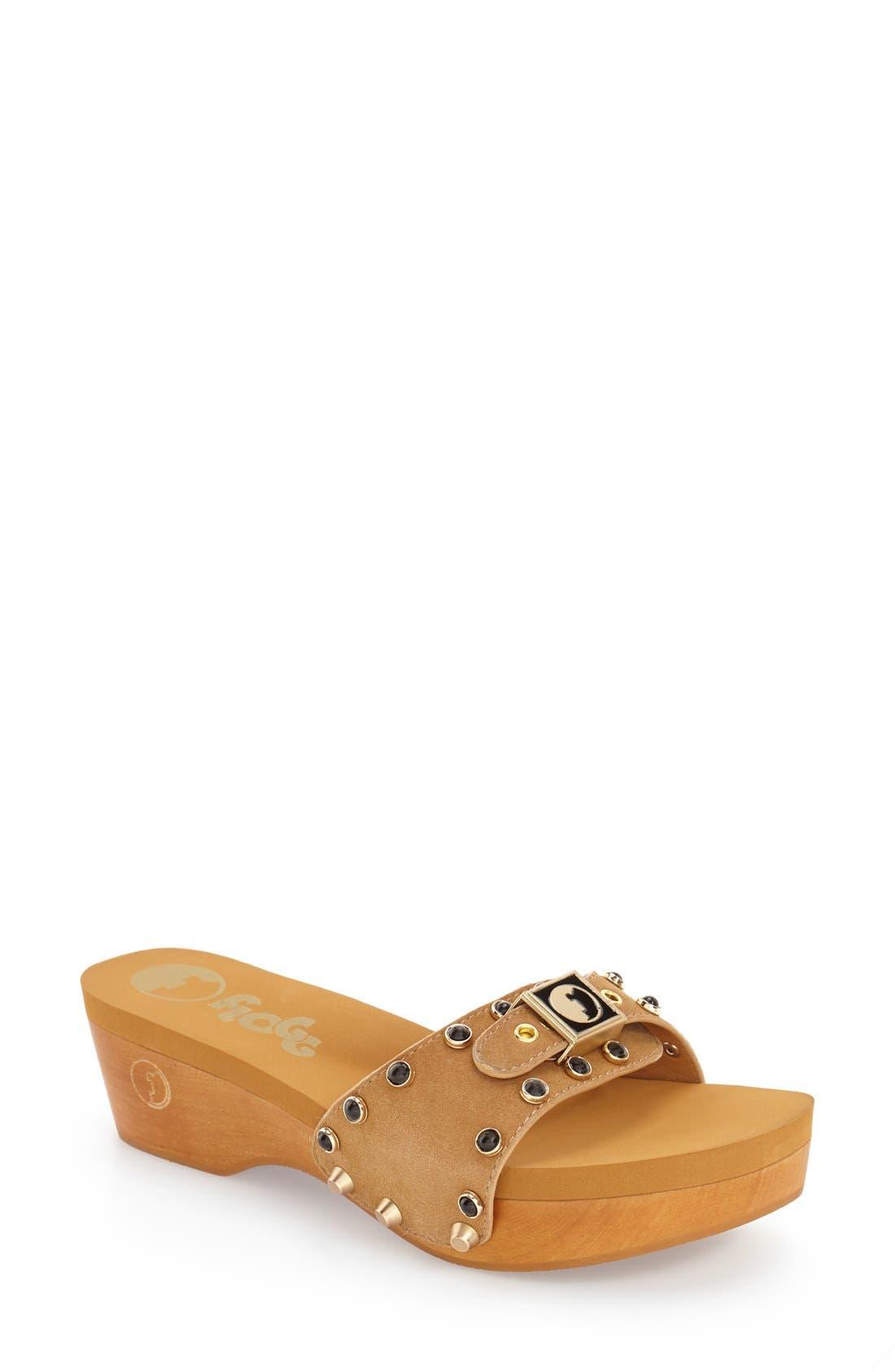 Main Image - Flogg 'Molly' Slide Sandal (Women)