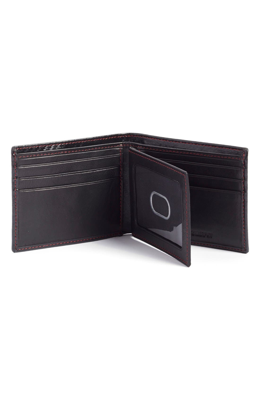 Alternate Image 2  - Johnston & Murphy Flip Billfold Wallet