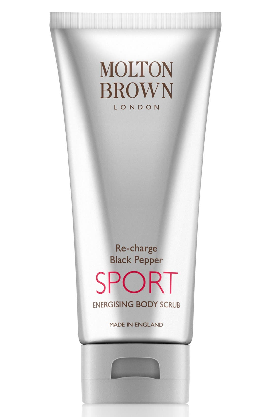 MOLTON BROWN London Re-charge Black Pepper Sport Energizing Body Scrub