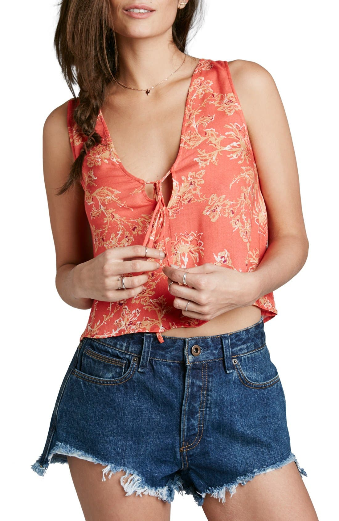 Alternate Image 1 Selected - Free People 'The Rose' Camisole