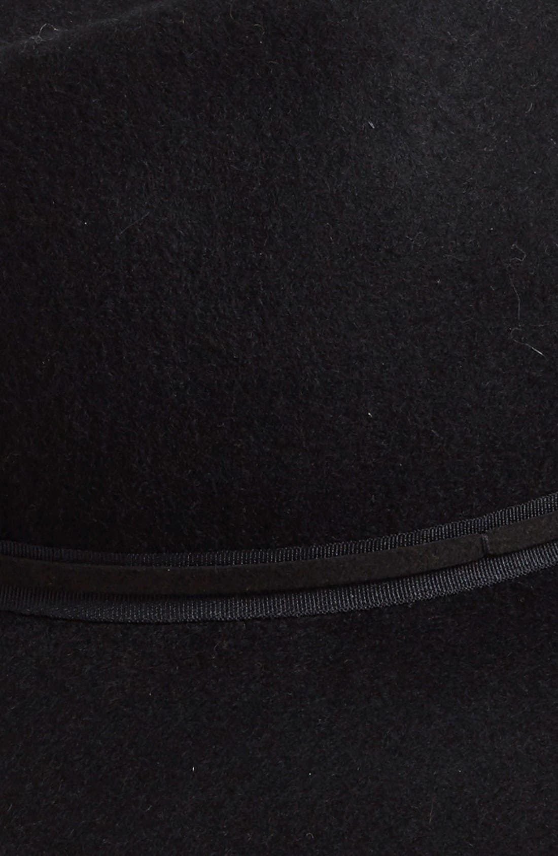 Alternate Image 2  - Hinge Felted Wool Panama Hat